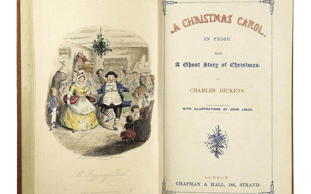 "Evening Bible Study: ""A Christmas Carol"" begins 11/14"