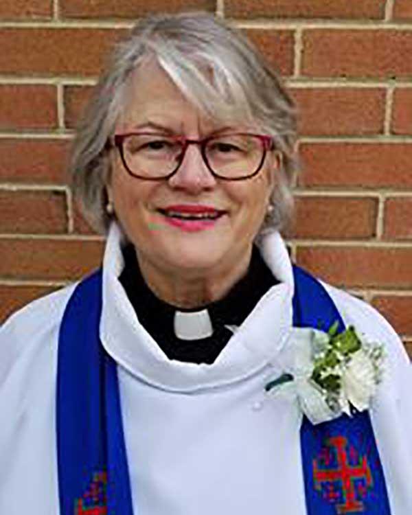 The Rev. Margaret M. (Peggy) Marks