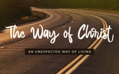 The Way of Christ: Week 8