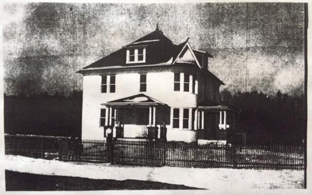St. Matthew's Parsonage - Early 1900's