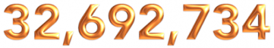 32,692,734