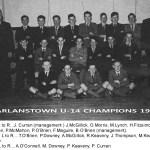 Carlanstown U-14 team 1951