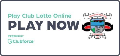 St. Michaels GFC Lotto