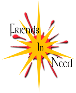 friends in need logo for help the needy Bible study