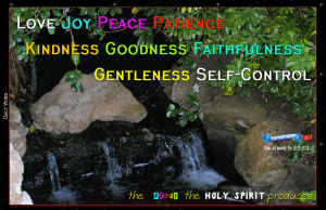 picture for spiritual appetizers - fruit of the Spirit