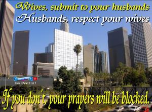 picture for prayer blockers - Los Angeles, CA