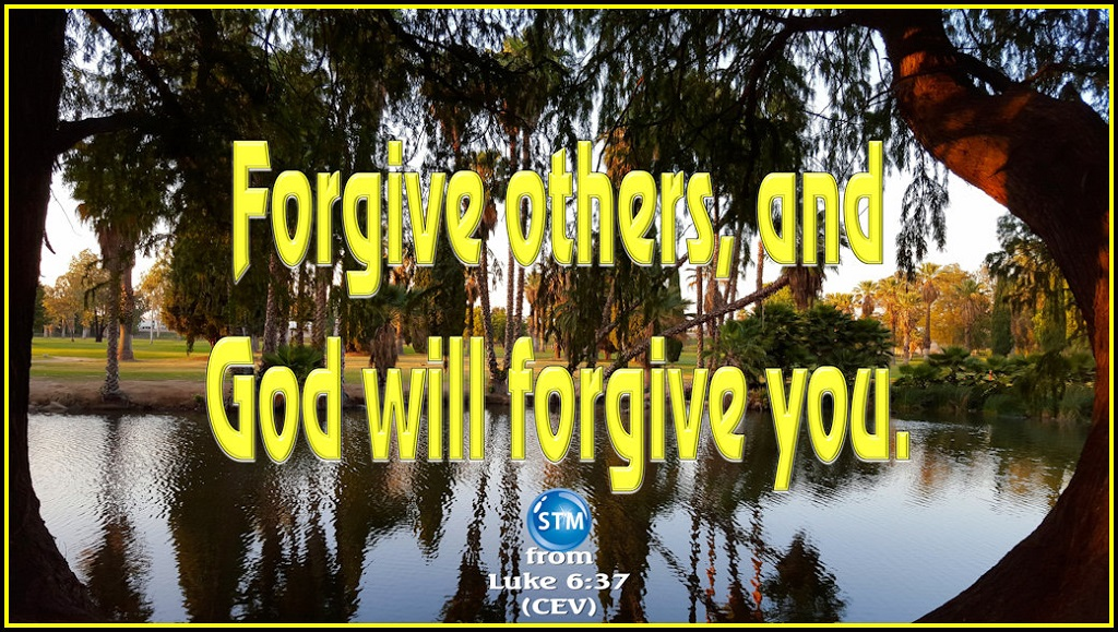 God Will Forgive You, Now Don't Worry Be Happy