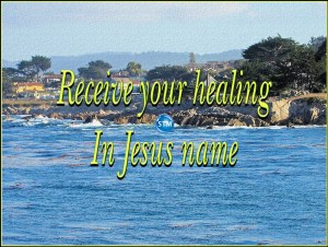 picture for receive your healing - Monterey, CA