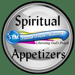 logo for spiritual appetizers