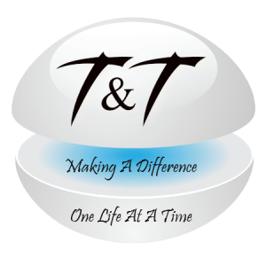 logo for t and t