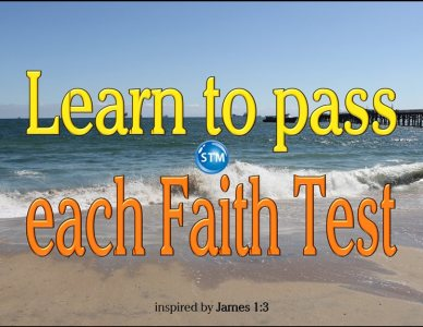 Faith Tests Teach You to Endure the Storms of Life, Speak to the Storm