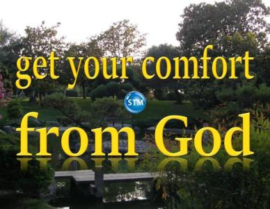 Comfort From God the Source of All Good Comfort
