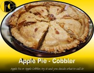 picture of apple pie for diabetics