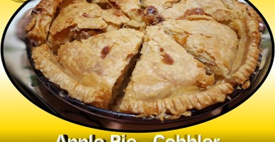 Diabetic Apple Pie; Better For You Good-Sugar Delight