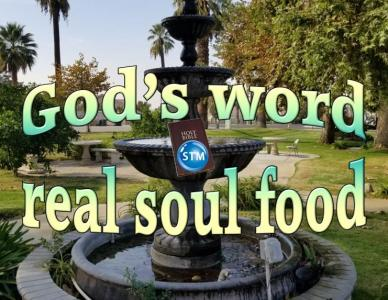 God's Word – the Real Soul Food