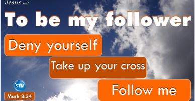 Follow Me – 3 Simple Keys for True Followers of Jesus