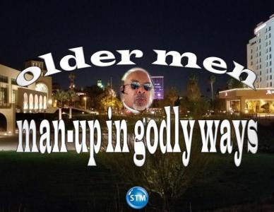 Older Men; 6 Bible-based Points on Being Senior Godly Men