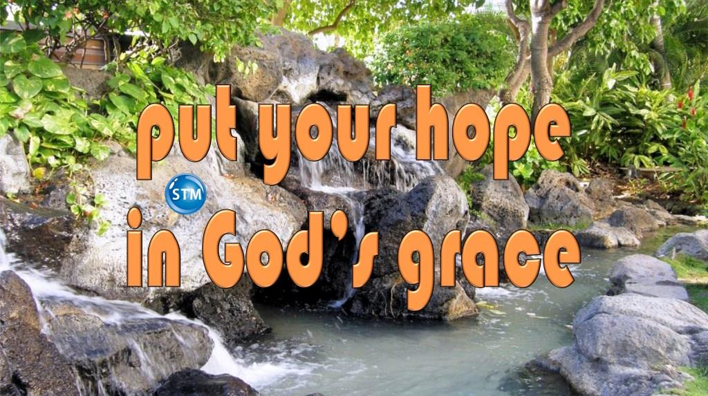 Your Hope – God's Grace Brings Eternal Life