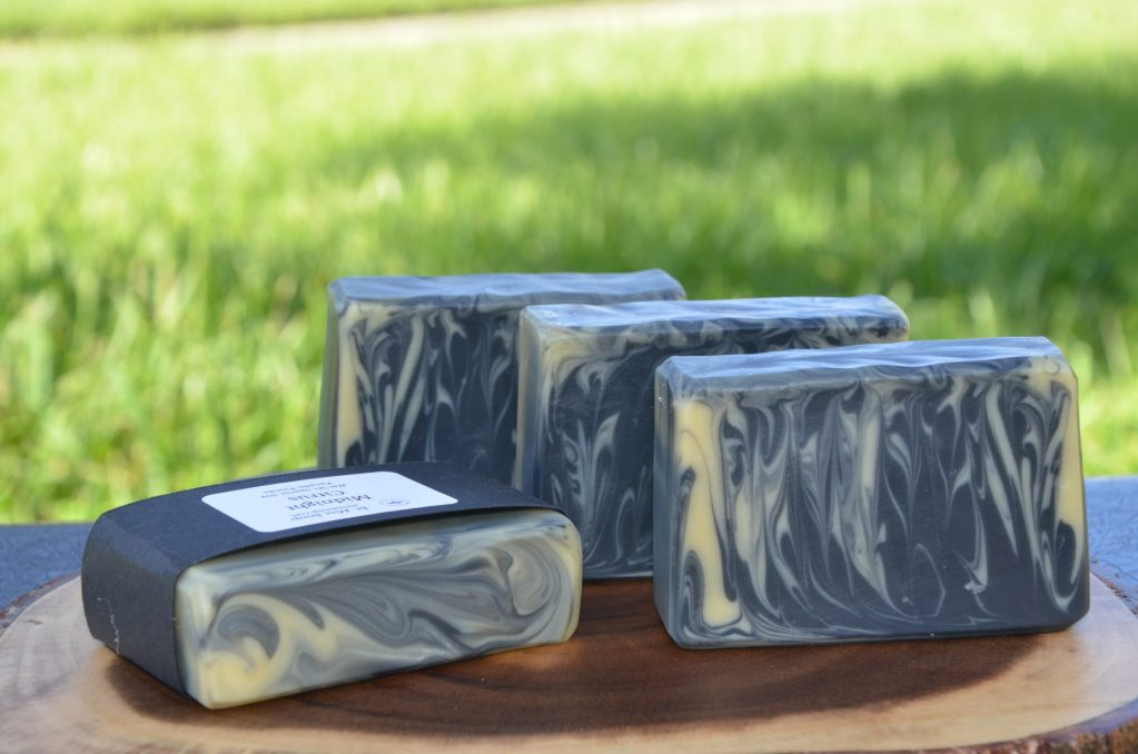 Midnight Citrus Soap