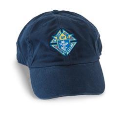 KC Washed Blue Hat