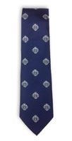 KC Blue Tie w/Emblem
