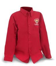 KC Red Shirt, Long sleeve