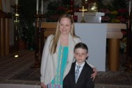 Joe First Communion 5
