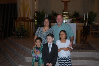 Joe First Communion 9