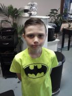 Joe Hair cut 1