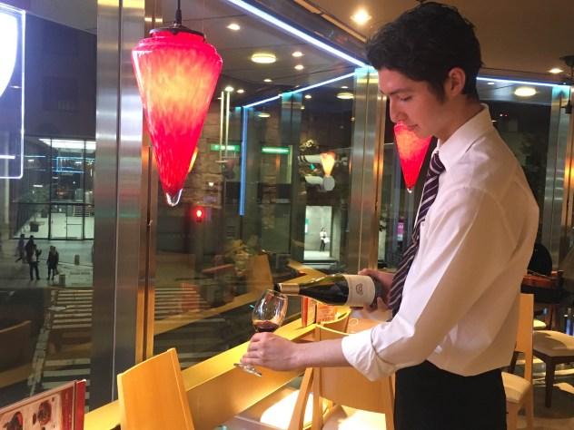 サンモリッツ 栄店 カフェ