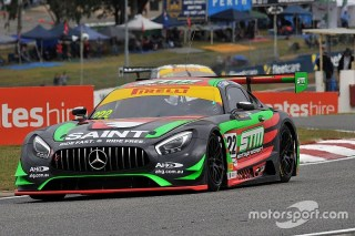 STM's Second win in Aus GT