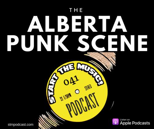 The Alberta Punk Scene