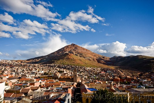 Overview of the city of Potosi | Courtesy of Tristan Savatier
