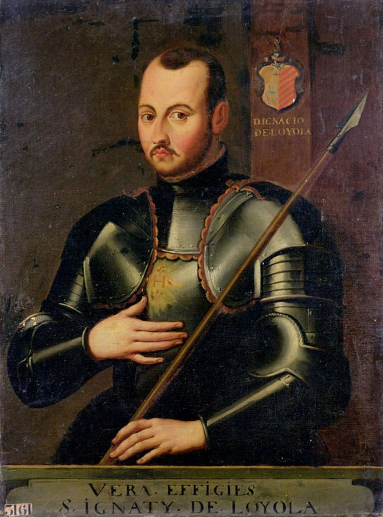 St. Ignatius of Loyola: From Knight to Priest