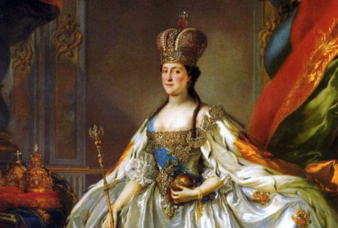 Empress of All Russia | Wikimedia Commons