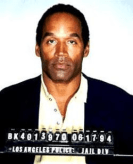 OJ Simpson being arrested by LAPD l Courtesy of Charles LeBlanc on flickr