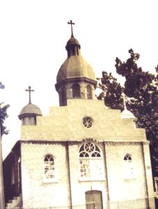 Original St. Nicholas Catholic Church Photo