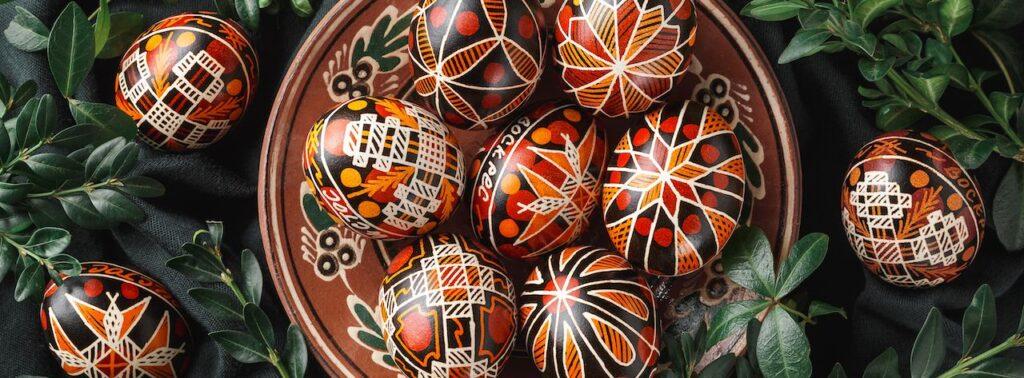 Ukrainian Easter Eggs 2020