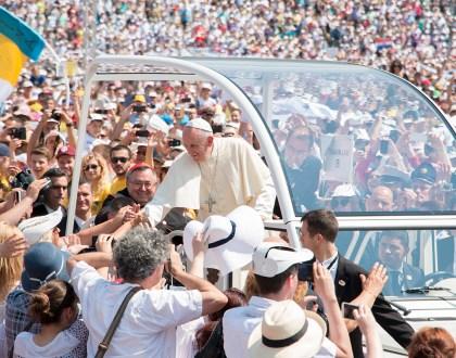 Papina propovijed na misi u Kairu