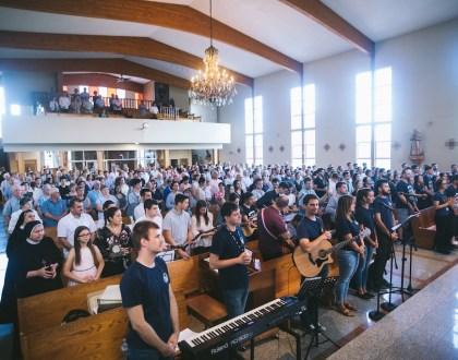 Susret Hrvatske Katoličke Mladeži Amerike i Kanade – Prožetost blizinom!