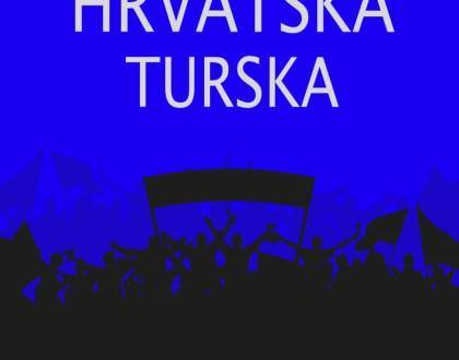 World Cup Qualifier - Croatia vs Turska