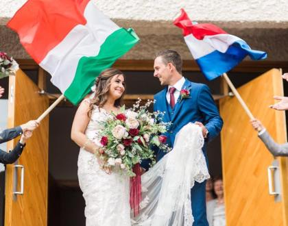 The Sacrament of Marriage of Kevin Marincil and Danica Gospic