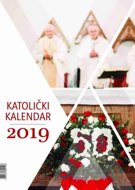 kalendar 2019 bianco