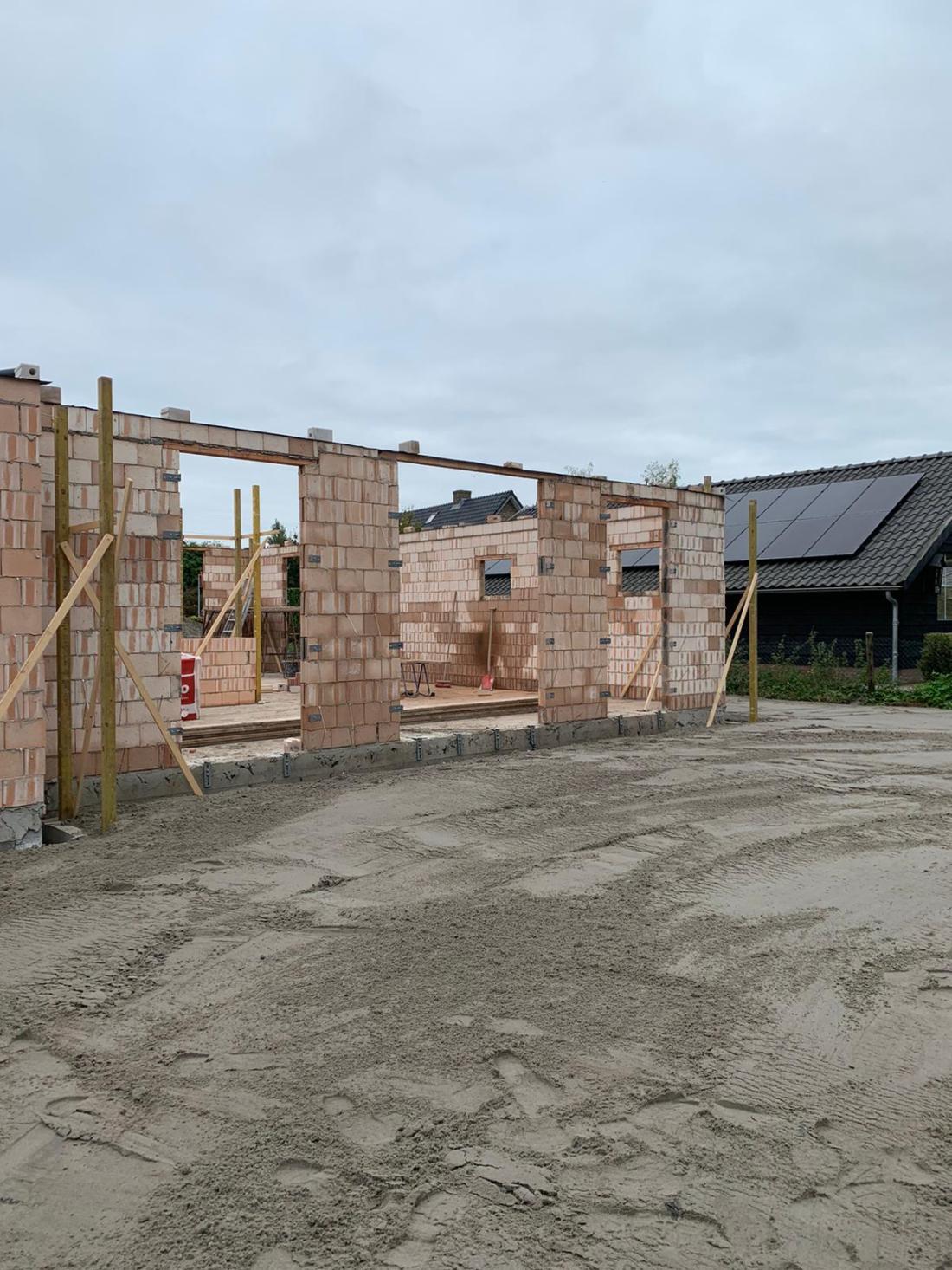 Nieuwbouw woonhuis Hierden