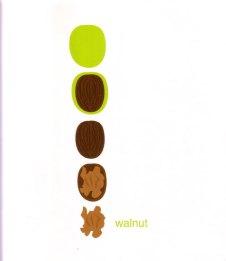 W is for Walnut