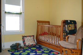 Griffin's room before.