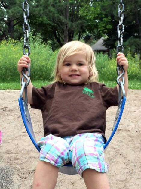 Swings, wonderful swings