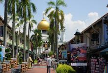 シンガポール、アラブ街