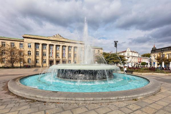 Съдебната палата в Русе - Фотобанка