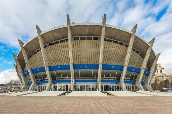 Спортна зала Варна - Фотобанка